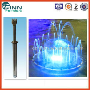 Small Musical Water Fountains Stainless Steel Fountain pictures & photos