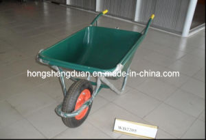 57L High-Quality Wheel Barrow (WB2205) pictures & photos