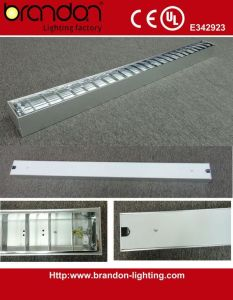 Surface or Pendant Mounted Office Aluminum Fixture (MX811 Y54X2)