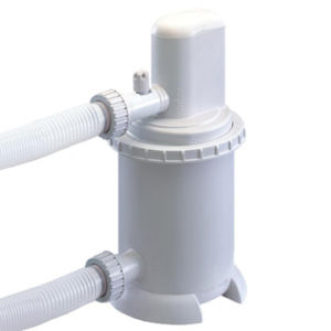 Filter Pump, Suitable for Medium and Small Size Portable Pools