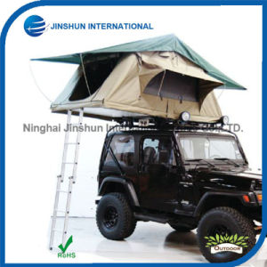Soft Sharp Top Roof Top Tent for Camping&Outdoor pictures & photos