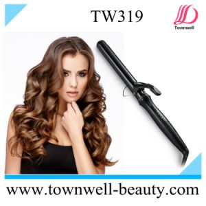 Ceramic Coating LED Indicator Hair Curler pictures & photos