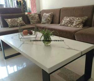 Grey Calacatta Artificial Quartz Countertops and Quartz Stone Slabs pictures & photos