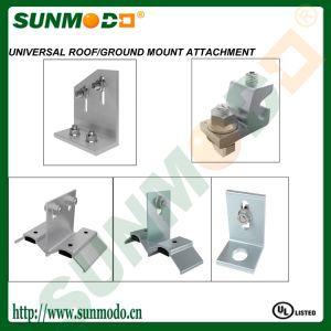All Roofing Solar Panel Roof Mount Kit pictures & photos