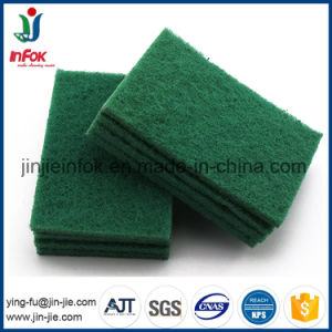 (YFSC-25) Heavy Duty Abrasive Scouring Pads pictures & photos