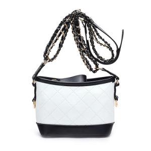 Fashion Woman Lady PU Leather Tote Bag Handbag pictures & photos