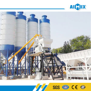 Hzs50 Concrete Batching Plant for Factory Price pictures & photos