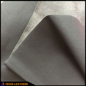 Antibacterial Breathable Microfiber Fabric for Shoes Lining HX-ML1701 pictures & photos