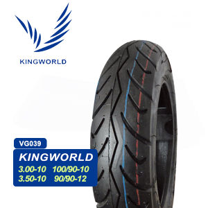 Tubeless Motorcycle Tire 90/90-12 130/70-12 3.25-16 3.50-16 pictures & photos