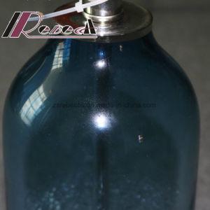 Customized Sea Blue Glass Art European Table Lamp pictures & photos