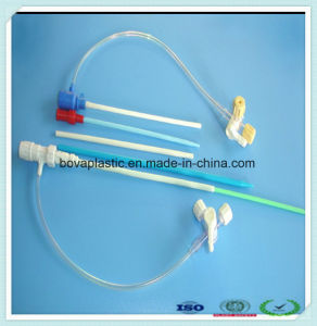 Medical Grade Sterile PE Sheath for Conducting Wire for Patient pictures & photos