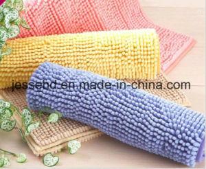Popular Thick Pile Chenille Floor Carpet Bedromm Mats pictures & photos
