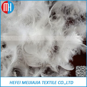 Wholesale Washed White Goose Feather Suppliers pictures & photos
