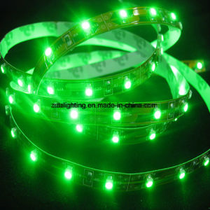 60LEDs/M SMD3528 Green LED Light Strip pictures & photos