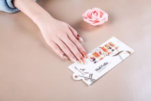 adhesive Nail Sticker Art Nail Sticker pictures & photos