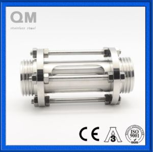 Sanitary Tubular Ss304 Ss316L Stainless Steel Sight Glass pictures & photos