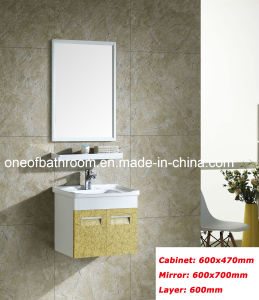 Chinese Style Good Quality Aluminum Cabinet for Bathroom (A4) pictures & photos