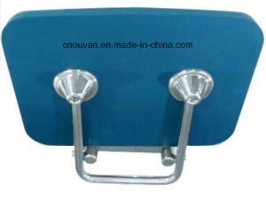 Stainless Steel 304 Folding Shower Seat with PU Cushion (NSS-118N) pictures & photos