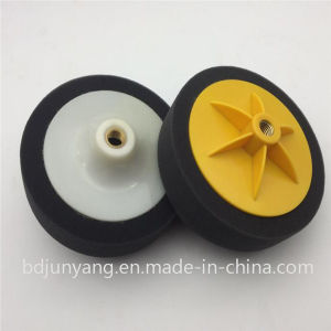 Durable Buff Wheel Sponge Wheel Polishing Abrasive Disc with Plastic pictures & photos
