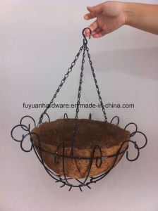 2017 Wholesale Factory Direct Supply Metal Hanging Basket pictures & photos