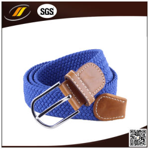 Hot Sale Casual Sport Elastic Belt Braided Elastic Belt (HJ5116)