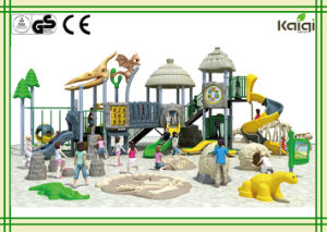 Updated Outdoor Playground Simple Series for Kids Kq60006A pictures & photos