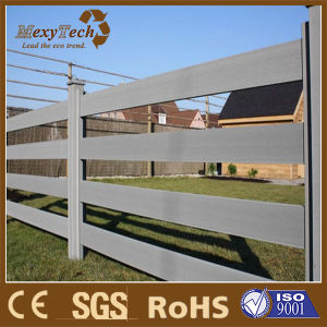 Foshan Supplier WPC Garden Fence/ WPC Fence Panel pictures & photos