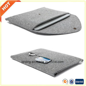 2017 Hot Sale 11/ 12/ 13/ 15/ 17 Inch Best Felt Laptop Sleeve Bag in Stock pictures & photos