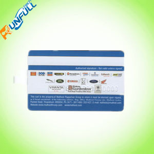 Embossed Spot UV Business Cards/Plastic Cards/PVC Cards pictures & photos