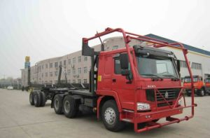 Best Selling Sinotruk Log Truck pictures & photos