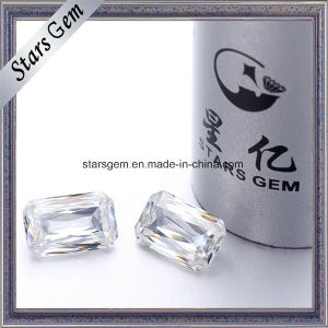 Highest Quality China Moissanite Synthetic Gemstone for Jewelry pictures & photos