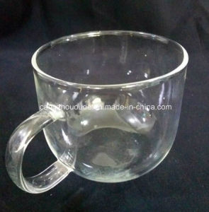 New Products Borosilicate Glass Small Glass Coffee Cup pictures & photos