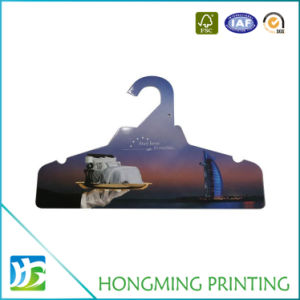 Custom Printed Super Strong Suit Cardboard Hanger pictures & photos