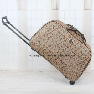 Rolling Luggage Trolley Bag with Large Capacity pictures & photos