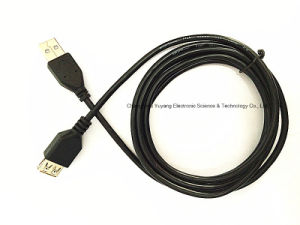 Active Extension to USB 2.0, Applied to Computer Peripherals/AV Cable pictures & photos