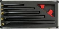 Cutoutil 5PC Indexable Carbide Internal Threading Tool Holder Set pictures & photos