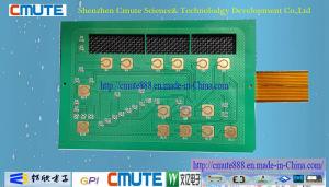 SMT LEDs FPC Circuit Combine with Pet Membrane Switch pictures & photos