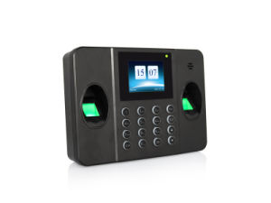 Multi Biometric Fingerprint Time Attendance System with Dual Fingerprint Scanner pictures & photos
