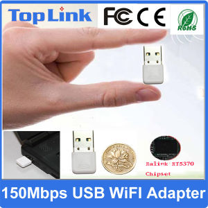 Hot Selling Rt5370 Nano 150Mbps USB Wireless Network Card with Low Price pictures & photos