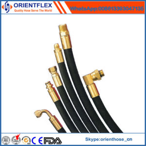 Hydraulic Rubber Hose / Steel Wire Braided Hydraulic Hose for Mining and Oil Field pictures & photos