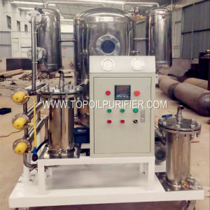 High Dewatering Efficiency Coconut Oil Filter Machine pictures & photos