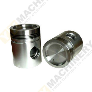 Machining Engine Spare Parts pictures & photos