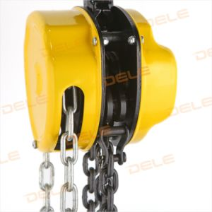 3ton Hand Chain Block Manual pictures & photos