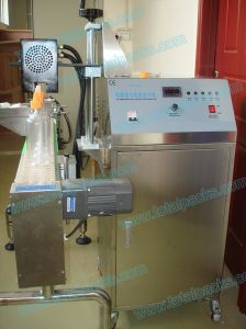 Automatic Induction Sealing Machine for Bottle with Foil Sealing of Pesticide (IS-300A) pictures & photos