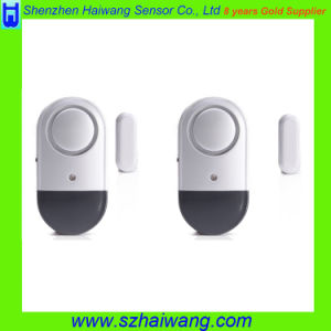 125dB Wireless Door Magnetic Alarm Home Burglar Alarm Hw-SA820 pictures & photos