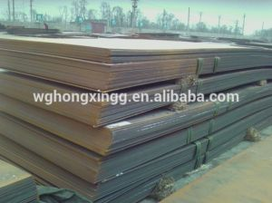 Hot Rolled S50c Carbon Steel Plate pictures & photos