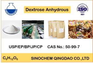 Glucose/Dextrose Anhydrous 99.5%Min USP/Bp/Ep/Jp Pyrogen Free pictures & photos