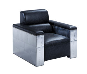 Living Room Sectional Sofa, Aluminum Armrest Sofa, Vintage Style Sofa Yh-245 pictures & photos