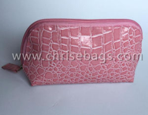 Artificial Leather Cosmetic Bag pictures & photos