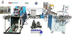 Pocket Paper Tissue Machine Folding Production Line pictures & photos
